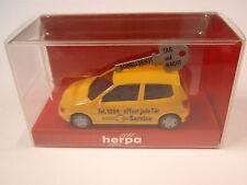 Herpa 178709 VW Polo Schlüsseldienst idee+spiel Sondermodell 1:87 Neu u. OVP