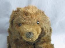 Big Lifelike Russ Brown Grizzly Bear Cub Great Plush Stuffed Animal Toy