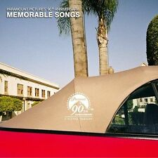 Paramount Pictures 90th Anniversary: Memorable Songs by Various Artists (CD, Jul