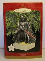 1997 Hallmark Keepsake DARTH VADER Star Wars Christmas Ornament - New in Box