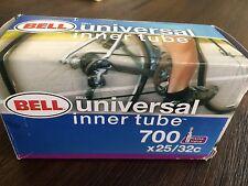 NEW NIB Bell Universal Inner Tube 700c x 25/32 C Presta Valve Road Bike