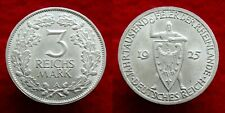 Germany / Weimar - 3 Reichsmark 1925 A ~ silver