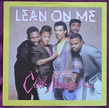 "Club Nouveau – Lean On Me 7"" – W 8430 – Ex"