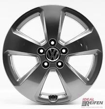 VW Golf 6 5 K VI Cerchi Lega 17 Pollici Originale Audi Cerchioni 8VC TG