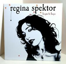 REGINA SPEKTOR Begin To Hope VINYL LP Sealed