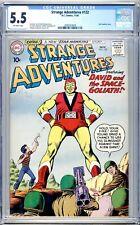 Strange Adventures #122 - CGC Graded 5.5 (FN-) 1960 - Silver Age