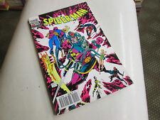 SPIDER-MAN  9 - COMICS.. 1993 .  ..MARVEL  SEMIC ...TBE