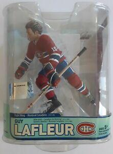 Mcfarlane Sportspicks NHL Legends 5 Guy Lafleur Montreal Canadiens