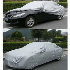 Car Cover Sun Dust Protection Universal Anti UV lightweight For Sedan Size L-XXL