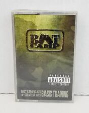 Boot Camp Click's Greatest Hits Basic Training New Sealed Cassette Tape