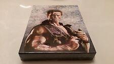 Commando Full Slip Steelbook w/ Art Cards (Blu-ray, Czech) Film Arena Exclusive
