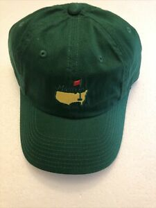 Masters Emerald Green Hat Augusta 2019 NEW