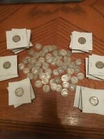 Mercury Dimes 1916-1945 , 90% Silver Coin Lot , Circulated, Choose How Many