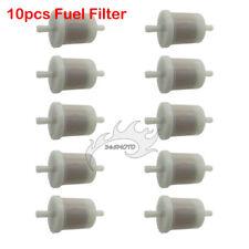 10x Fuel Filter For KUBOTA 12581-43012 G1800 BX2370 G2160 T1600 F3990 ZD331 ZD21