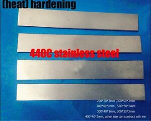 Stainless Steel Knife Making Material Chef Kitchen Hunting Blanks Forging Metal
