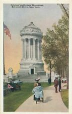 NEW YORK CITY - Soldiers and Sailors Monument Riverside Drive