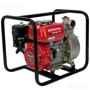 NEW GENUINE HONDA WATER PUMP WB20XT