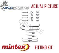 Nouveau Mintex Arrière Plaquettes De Frein Set Kit de montage PIN Springs Véritable Qualité MBA753