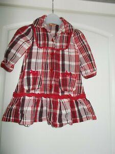 MINI MODE GIRLS AGE 6-9 MONTHS DRESS