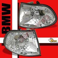 95 96 97 98 BMW E38 740 745 Euro Clear Corner Signal Lights 1 Pair