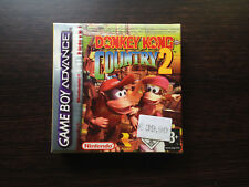 Donkey Kong Country 2 GBA Game Boy Advance PAL ESPAÑOL NUEVO NEW