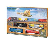 Bachmann HO Harvest Express Train Set 00735 NIB Bachman H-O NEW