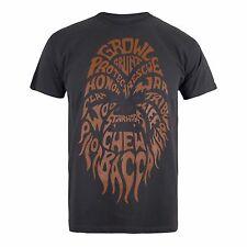 Star Wars Chewbacca Chewie Text Face Head - Mens T-Shirt - Sizes S-XXL