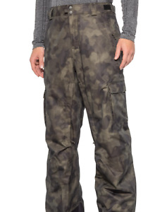 NEW COLUMBIA RIDGE TO RUN II SKI SNOWBOARD SNOW PANTS MENS 4X BIG TALL 4X