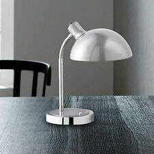 Wofi Action Lampe de table lanett 1-FLG argent INTERRUPTEUR bras flexible E14
