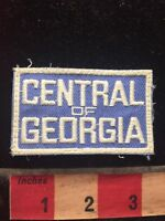Defunct Central Of Georgia Railway Patch 70WZ