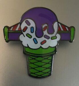 Disney Loungefly Pixar Ice Cream Cone blind pin - Buzz Lightyear