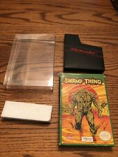 Swamp Thing (Nintendo Entertainment System, 1992) Box Only