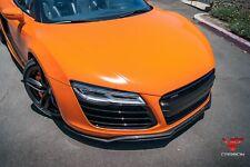 VIP CARBON Audi R8 Carbon Fiber Double Front Splitter 2007 - 2015