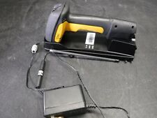 Used Psc Powerscan Psrf-1000-02 Barcode Scanner & Psb-1100 Base V8