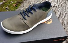 Men's Merrell Leather Free Wheel Lace Up Shoes