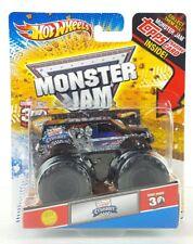 #072 - 2010 HOT WHEELS MONSTER JAM LUCAS OIL CRUSADER 1ST EDITIONS 2012 1:64