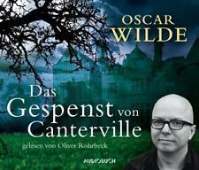 Das Gespenst von Canterville von Oscar Wilde (Audio-CD)