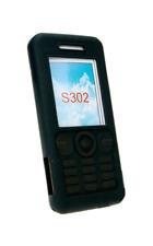 Funda Carcasa Silicona Negro ~ Sony Ericsson S302