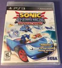 Sonic & All-Stars Racing Transformed (PS3) NEW