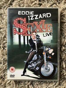 Sexie Live on DVD starring Eddie Izzard