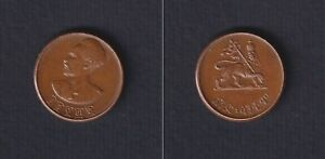 Etiopia / Ethiopia 1 cent 1936  BB/VF