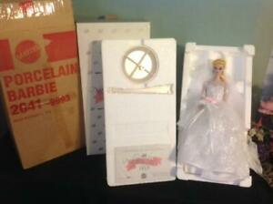 Wedding Party 1959 Limited Edition (1989) - The Barbie Porcelain Collection MINT