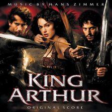 Hans Zimmer/Ost-King Arthur CD 7 pistas Soundtrack nuevo