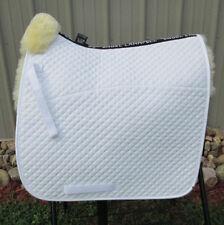 Sheepskin Dressage Saddle Pad by Engel High Density Protective Comfort