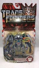 Transformers Movie 2 ROTF Deluxe Revenge of the Fallen Deluxe Soundwave MOSC