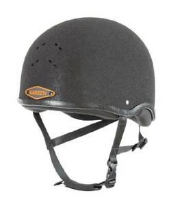 Shires KARBEN Jockey Skull Cap Horse Riding Hat / Helmet, Black or Grey