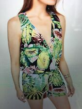 BCBGMAXAZRIA Multicolor Thalia Romper/Jumpsuit  SIZE M  MSRP$168