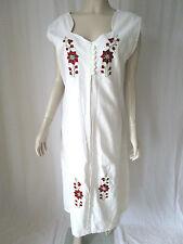 Unbranded Cotton V-Neck Floral Dresses for Women