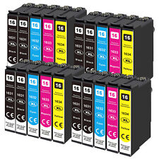 20 XL DRUCKER PATRONEN für Epson WF2510 WF2630WF WF2650DWF WF2660DWF WF2750 2760
