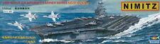 Trumpeter 05201 - 1:500 Flugzeugträger USS Nimitz CVN 68 - Neu